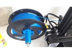 Creality Ender 3 spool holder adapter