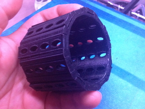 Compact Foldable Spool / Bobine pliable compacte