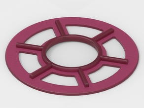 Coffee Filter holder plate (for Fackelmann)