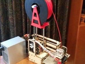 Printrbot 1401 Filament Spool Holder