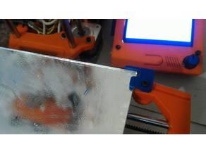 Mirror holder for Stella 3D Printer