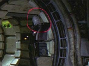 DeAgostini Falcon Tech Station Seat {hat}