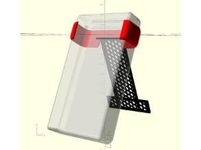 Cen-Tech digital multimeter kickstand