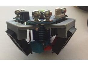 Duet Smart Effector blower fan bracket