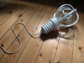 Gyroscopic Lamp