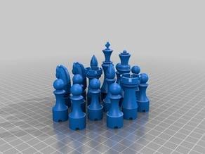 Lego base chess