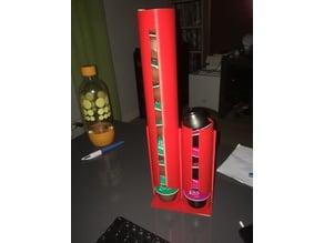 porte capsule dolce gusto avec ralonge / Dolce Gusto capsule holder with extender