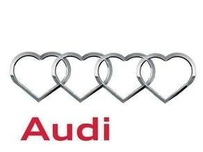 Audi Herzen Logo