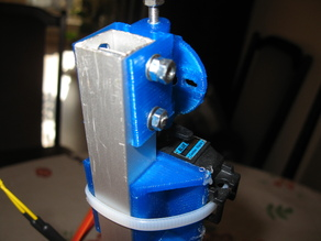 Tricopter Tailservo Support/Plate (15mm arms)