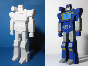 Soundwave - Transformers G1 1980's