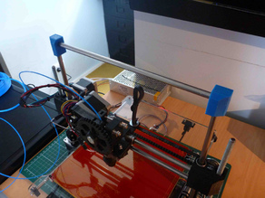 Printrbot Z-Axis Stabiliser Ends