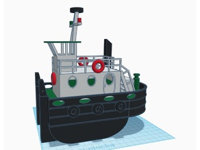 Springer Tug boat