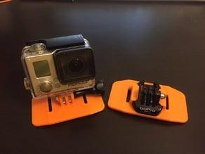 Basic GoPro Strap Mounts