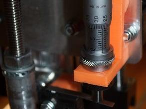 Micrometre Holder for K8200/3Drag