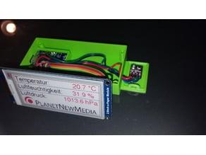 ePaper 2,9 inch BME280 Case