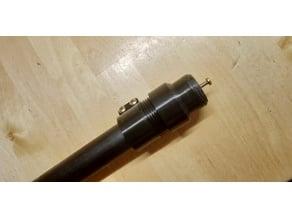 Endkappe für Reich Abwasserrohr 28 mm