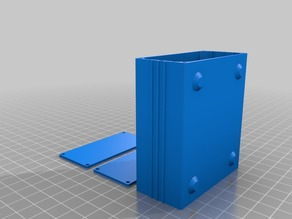 65x75 PCB Enclosure