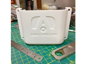 Airstream Remote Caddy (or just storage)