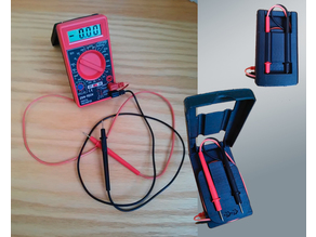 Multimeter Back Cover/Stand