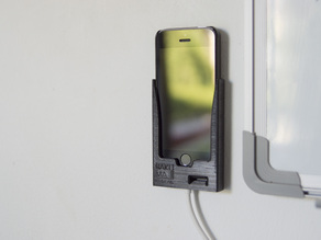 iphone 5 wall mount