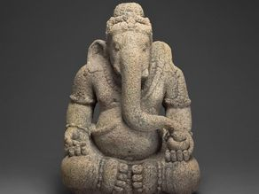 God Ganesha, Remover of Obstacles, 9th/10th century