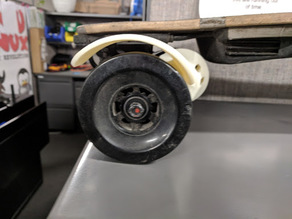 Boosted Board V2 Fenders 1.0 BETA (Front & Back)