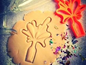 New Year 2015 Cookie Cutters (Bubbly Champagne model)