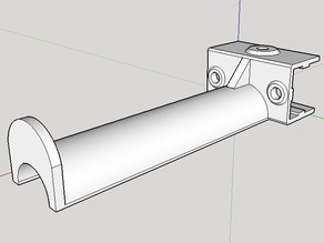 Kossel horizontal spool holder