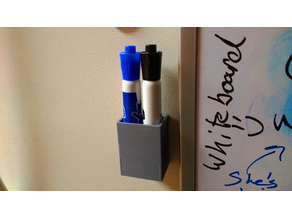 Whiteboard Expo Marker Holder
