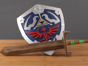 Link's Hylian Shield