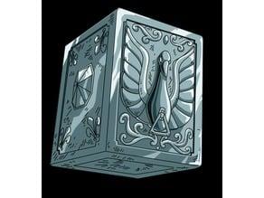 Saint Seiya cygnus pandora´s box