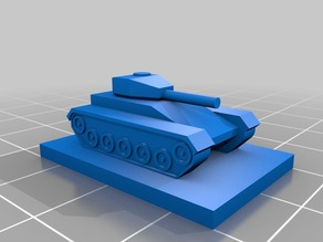 Tank for Panzerkampf