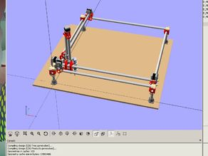 OpenSCAD Build of Allted's MPCNC IE V4