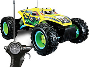 Rc car mods (Maisto tech rock crawler extreme)