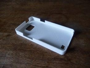Samsung Galaxy S2 GT-I9100 Customized Case