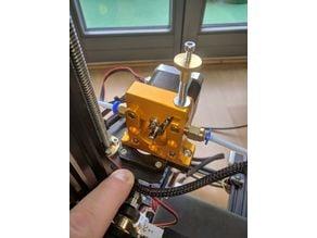 JGAurora A5X Extruder Adapter