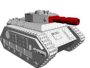 28mm tank battle cannon