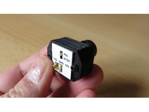 Eachine 1000TVL FPV Camera Adapter/Mount
