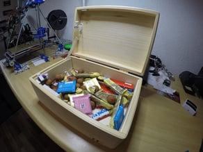 RFID candy box
