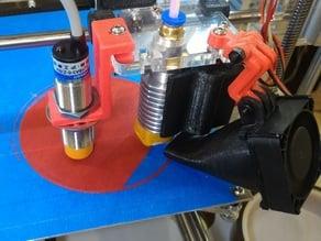 Sunhokey Auto Leveling LJ18A3-8-Z/BX NPN sensor mount (auto level)