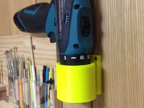 wall hook for MAKITA DF330D
