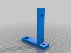 Tronxy X5S filament holder
