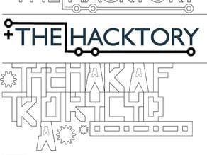 TheHacktory test logo