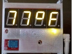 Temperature and Relative Humidity Meter Case