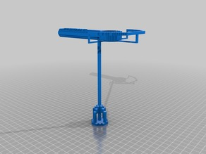 T4MiniArm30mm7inch by overone group