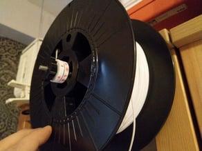 608 ZZ Bearring Spacer for 5mm threaded rod Spool Holder