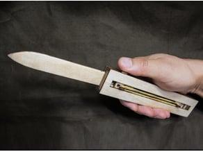 Automatic Knife Plywood Lasercut