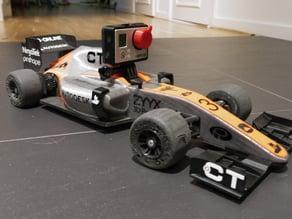 OpenRC F1 GoPro Mount