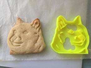 Doge Cookie Cutter