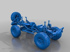 Scx10 chassis